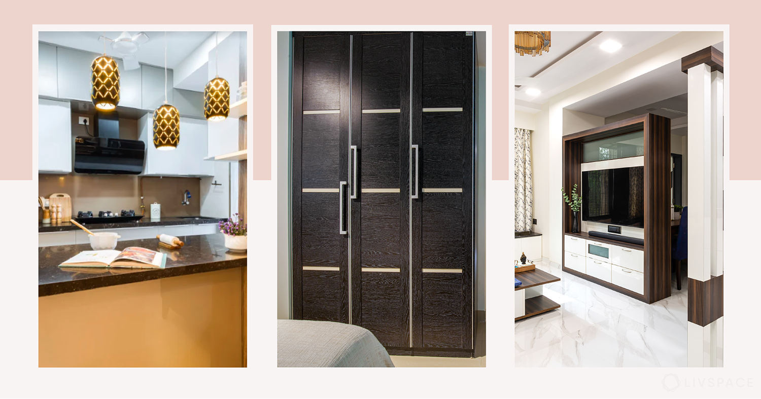 Own a 2 BHK Home? Calculate Its Interior Design Cost With Our Easy Guide!
