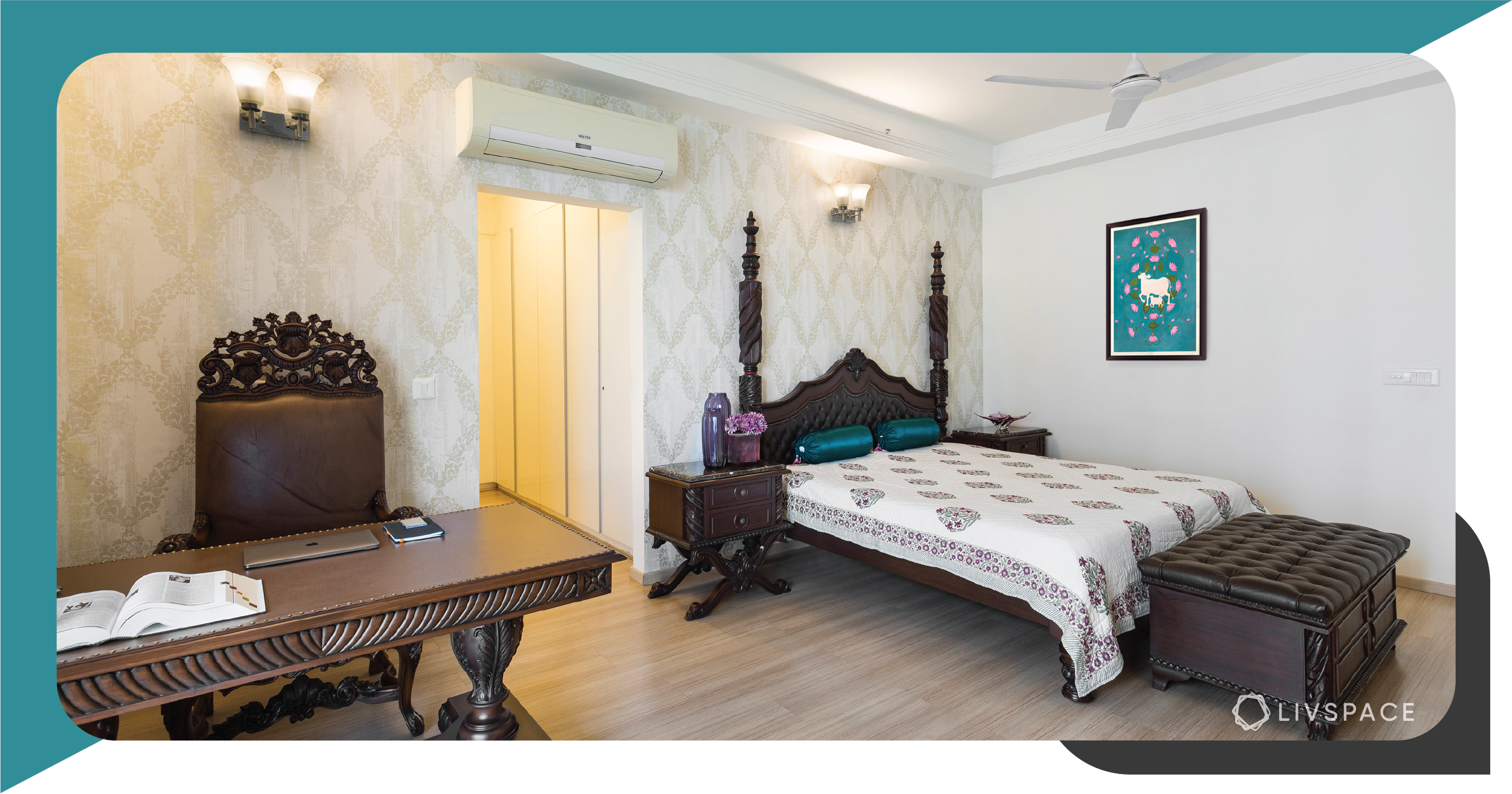 How to Fix the Vastu of Your Bedroom to Keep Peace and Romance Alive
