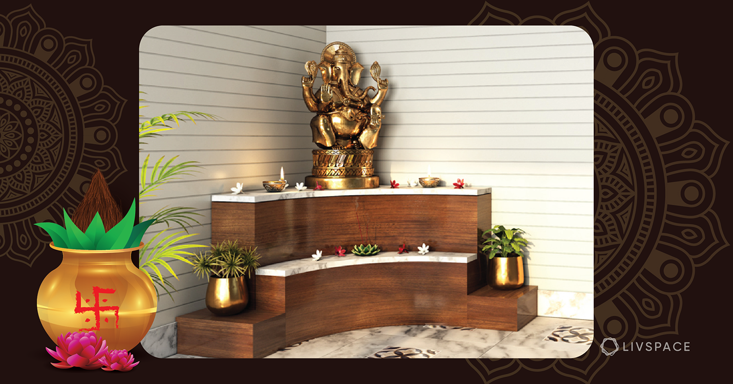 Ugadi and Vishu: Welcome the New Year With These Pooja Ghar Design Tips