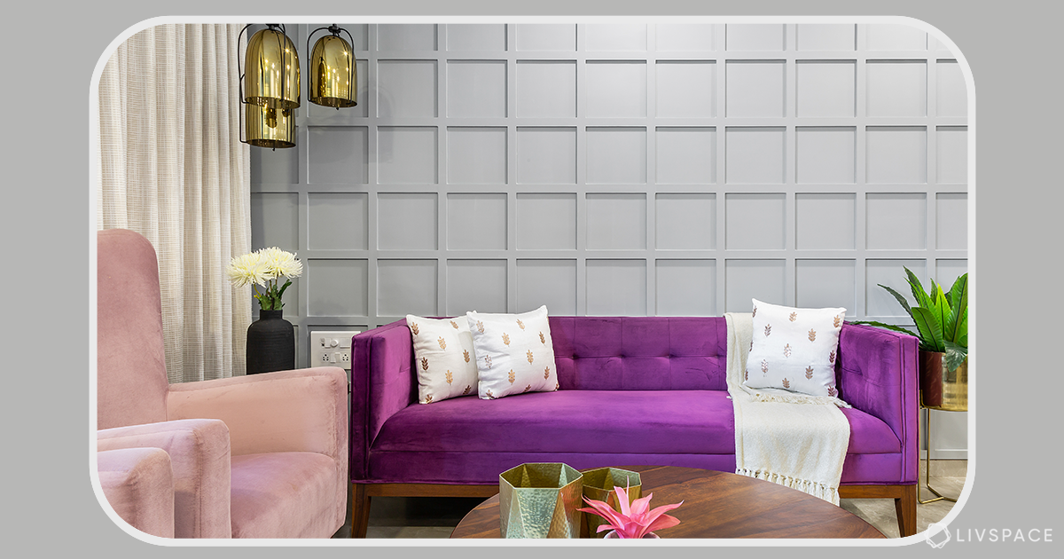 Bored of Bare Walls? Time to Try These 5 Unique Wall Panelling Ideas!