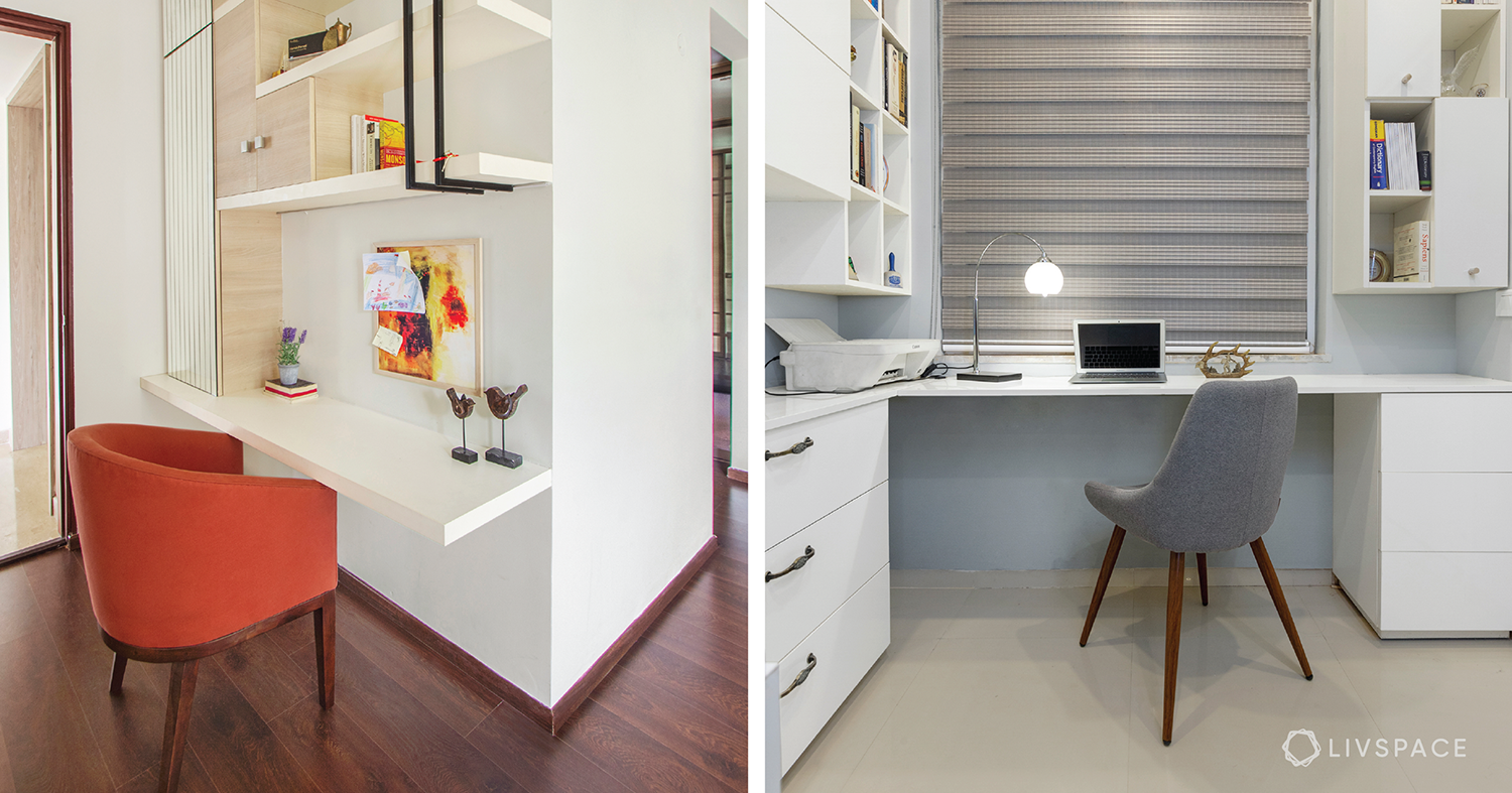 How to Set Up the Perfect Minimalist Office Room | Vastu Tips Included