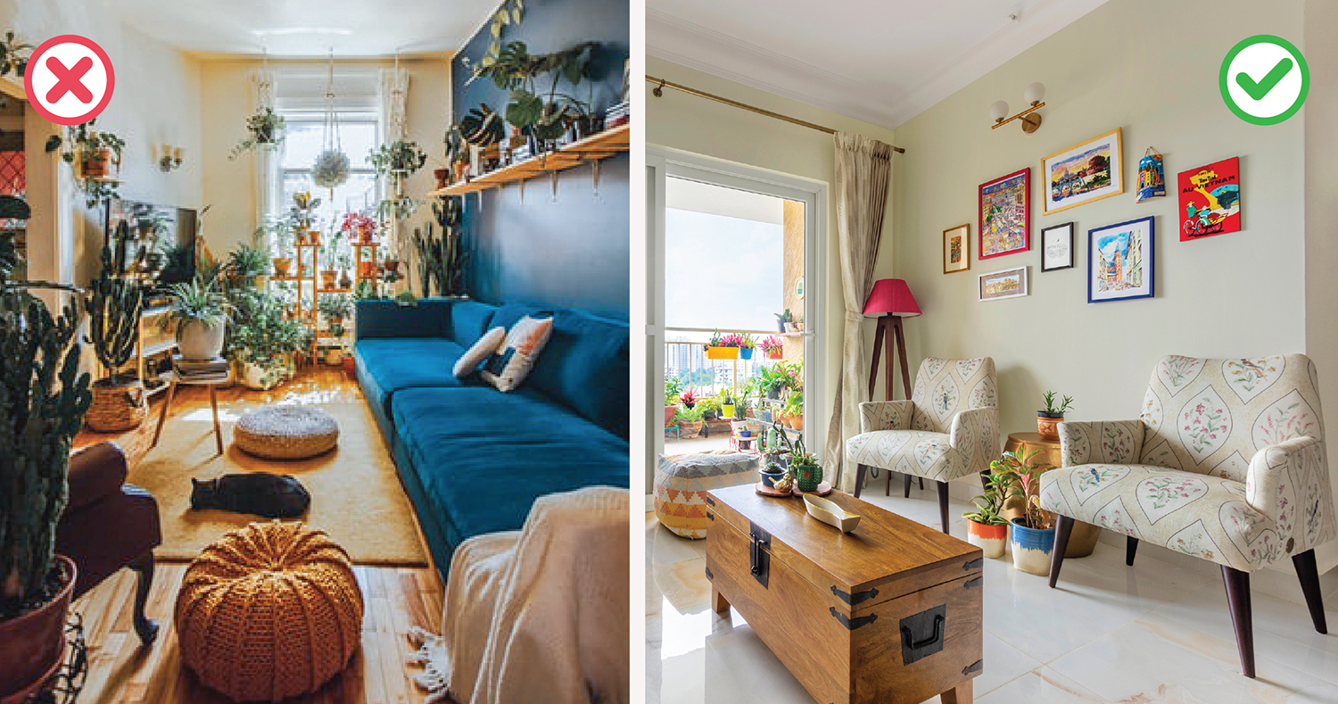 Are You Over-decorating? Here are 5 Things You Need to Stop Doing Now