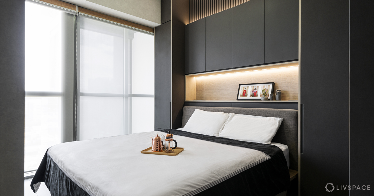 Here are the Best Design Features of This 3-room Condo