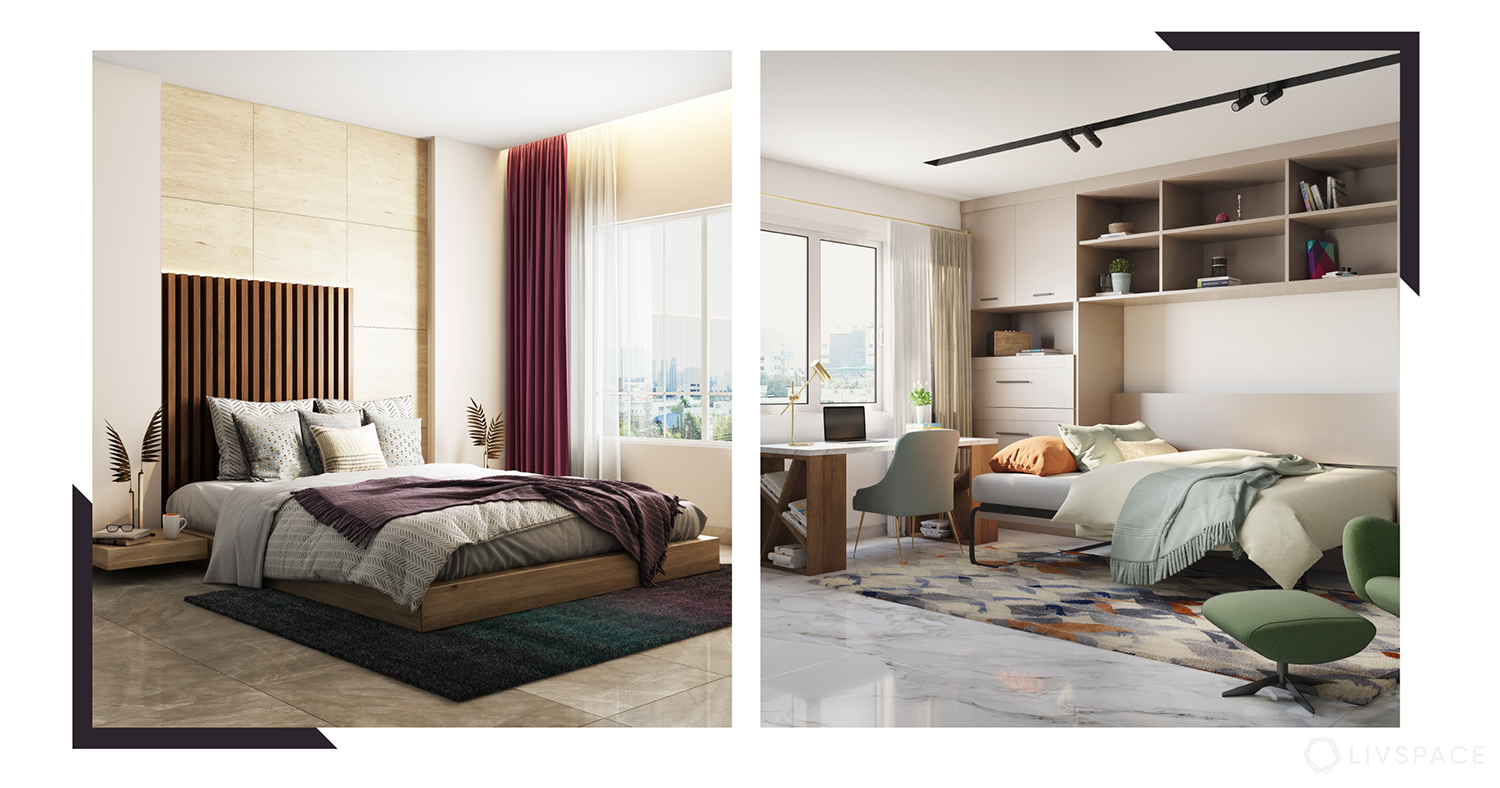 6 Game-changing Design Ideas to Try for Small Bedrooms in 2021