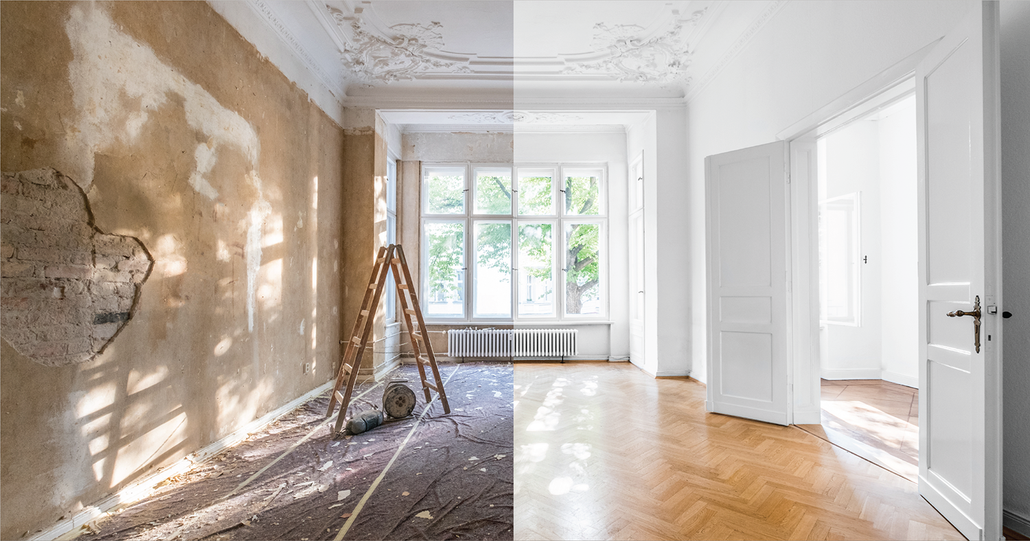 Looking to Renovate Your Resale Flat? Read This to Be Prepared