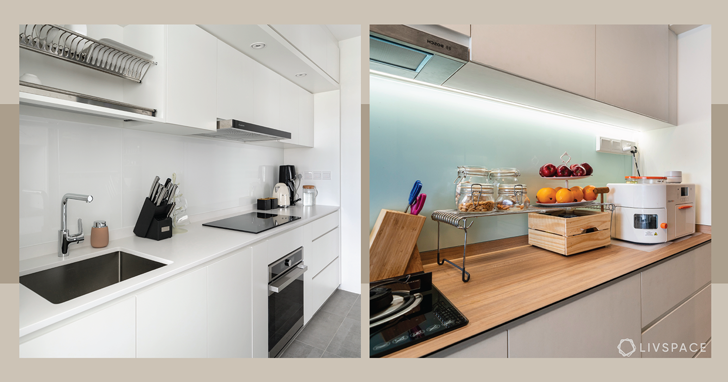Need Designer Tips for Organising a Small Kitchen? Check This Out
