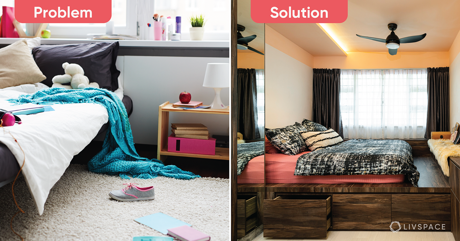 6 Problems, 6 Solutions: Practical HDB Design Ideas From Our Best Homes