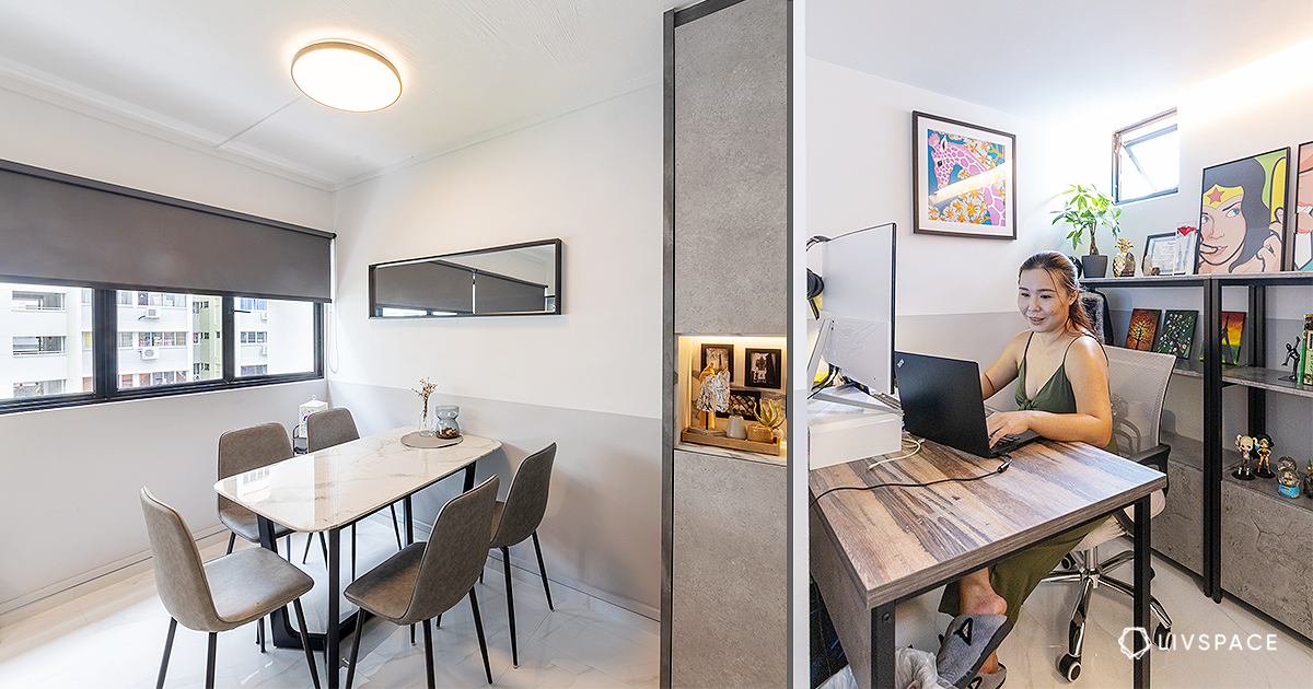 Best Interior Design Firms for your HDB renovation in Singapore - Livspace