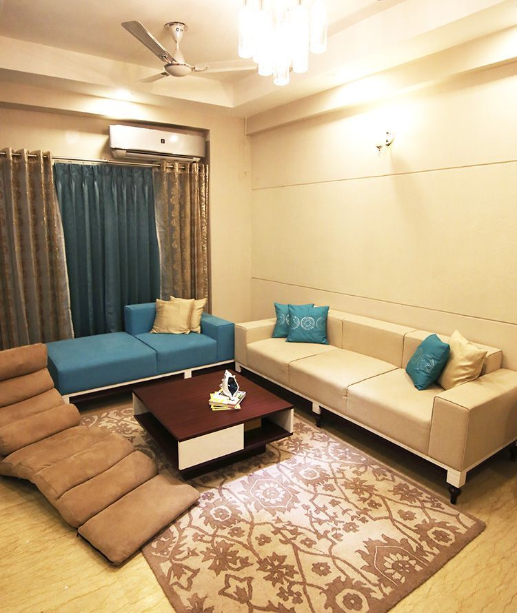 A Modern Chic Home In Noida That Got Guests Talking