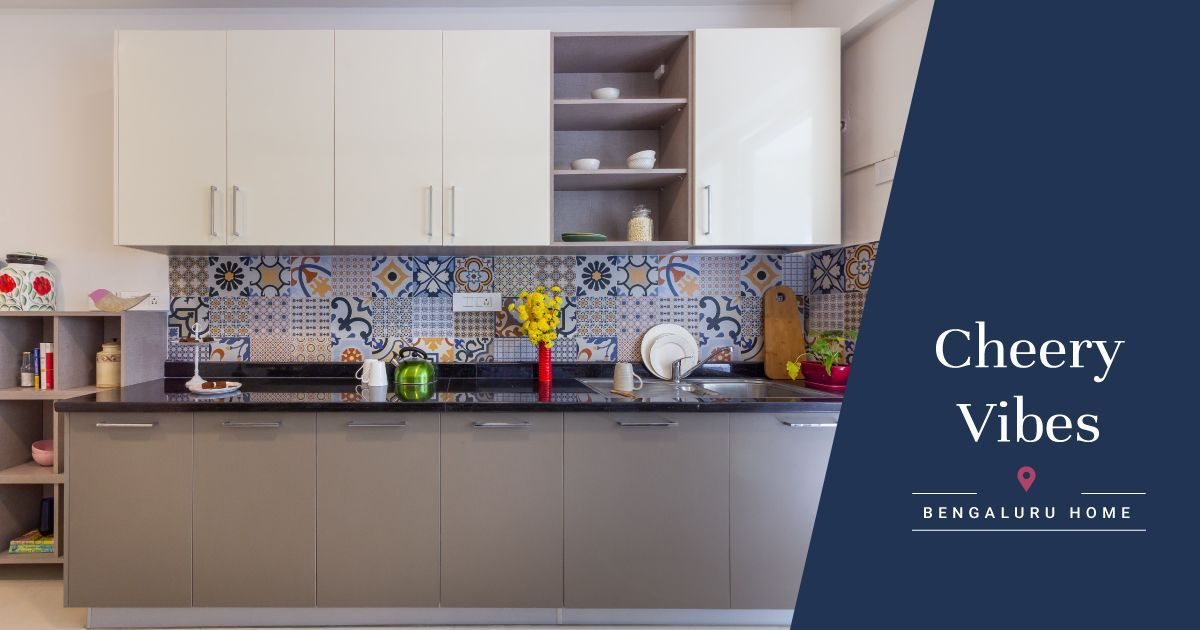 4 Bhk Gets Easy To Maintain Interiors On A Budget