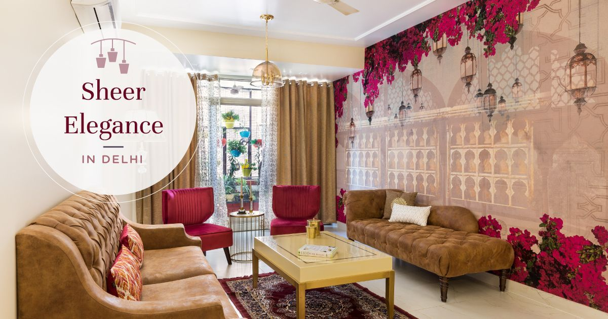 This 3bhk Is Beautiful On A Budget