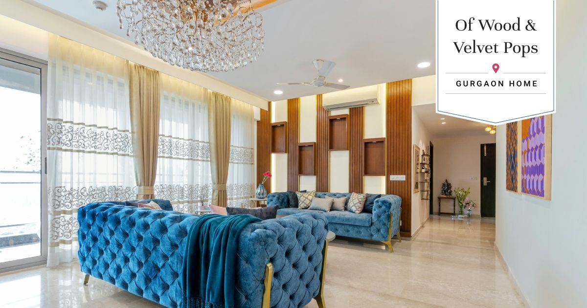 4bhk With A Perfect Score On Unique Interiors