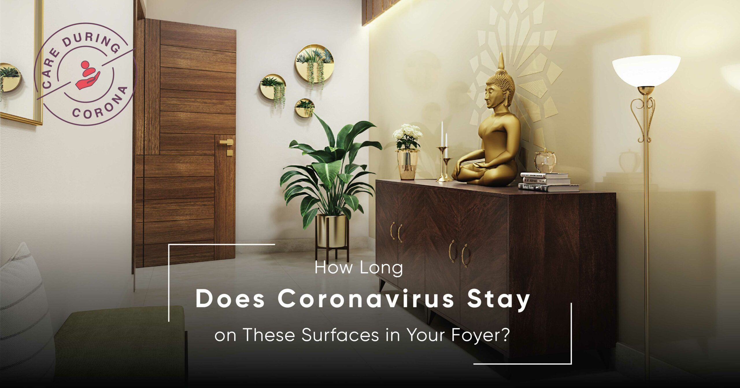 Foyer Hygiene: What Surfaces to Clean & How