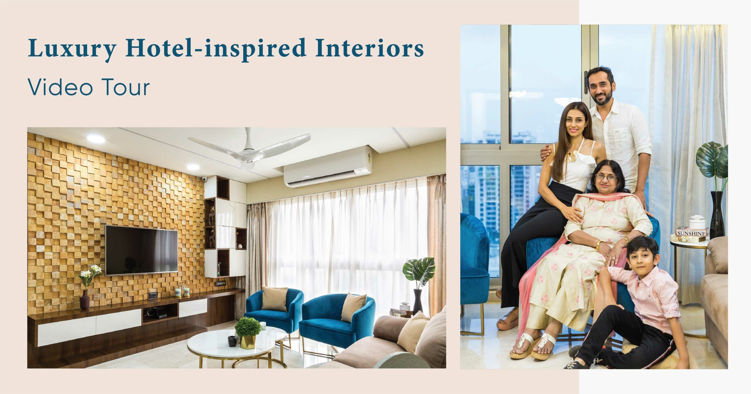 Get an Exclusive Look of this Plush Mumbai Home