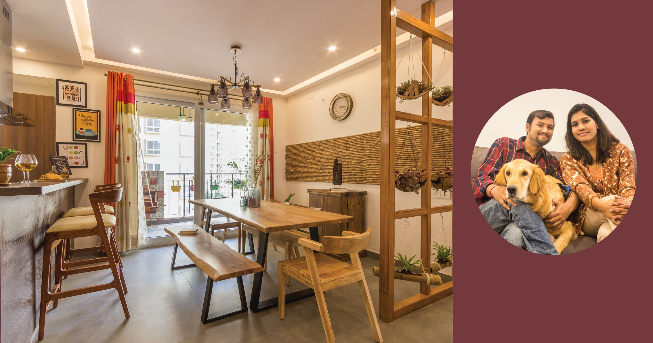Video Tour: How to Design the Perfect Home to Host Parties?
