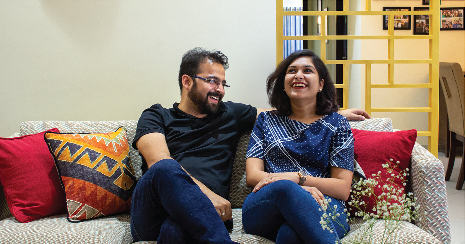 Video Tour: How Livspace Solved the Design Problems of This 3BHK