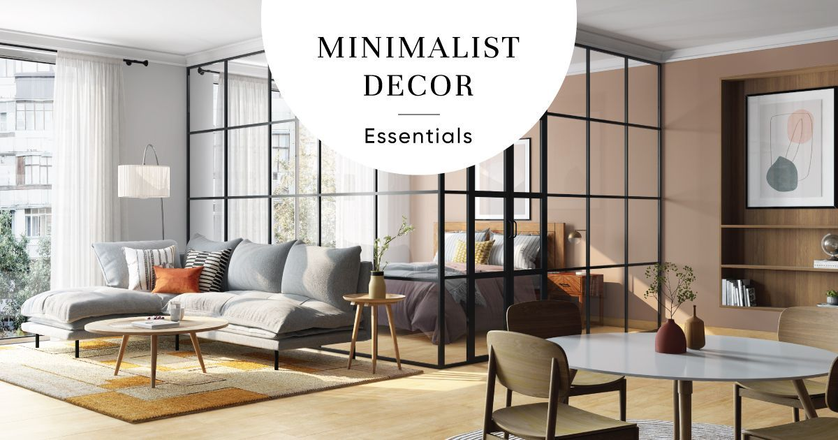 Design Your Home Like a Minimalist