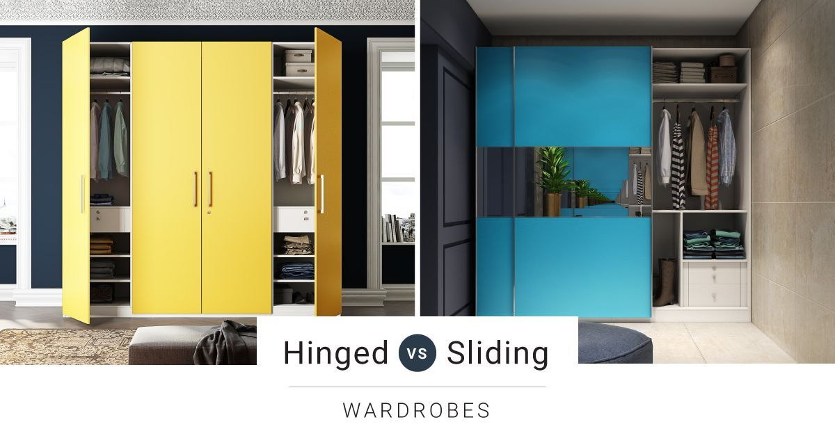 Which Wardrobe Suits Your Room Better?