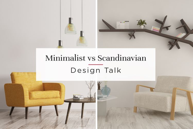 Stylish Scandinavian or  Modest Minimalism?