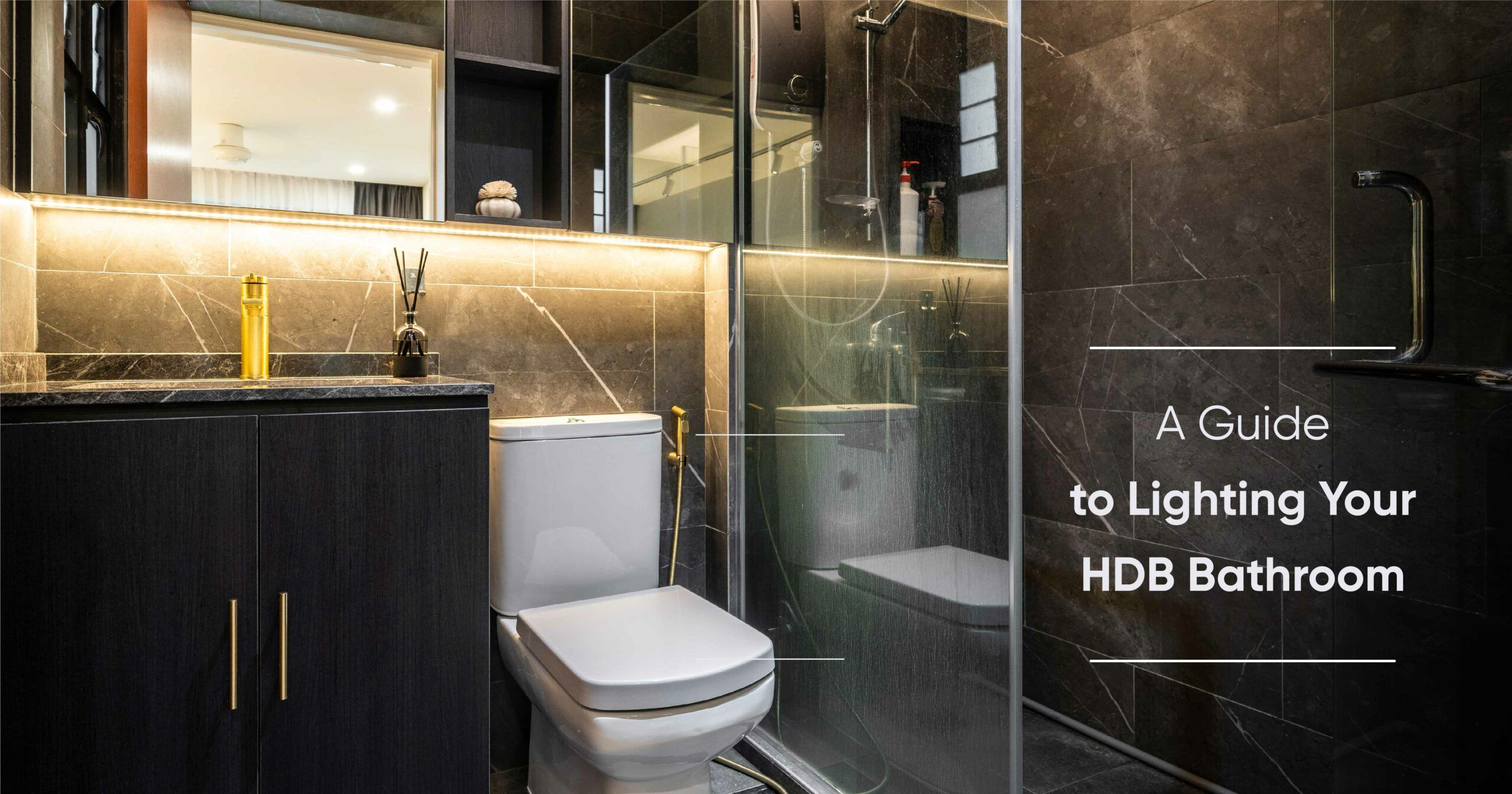 Read This Before Buying Any Bathroom Lighting