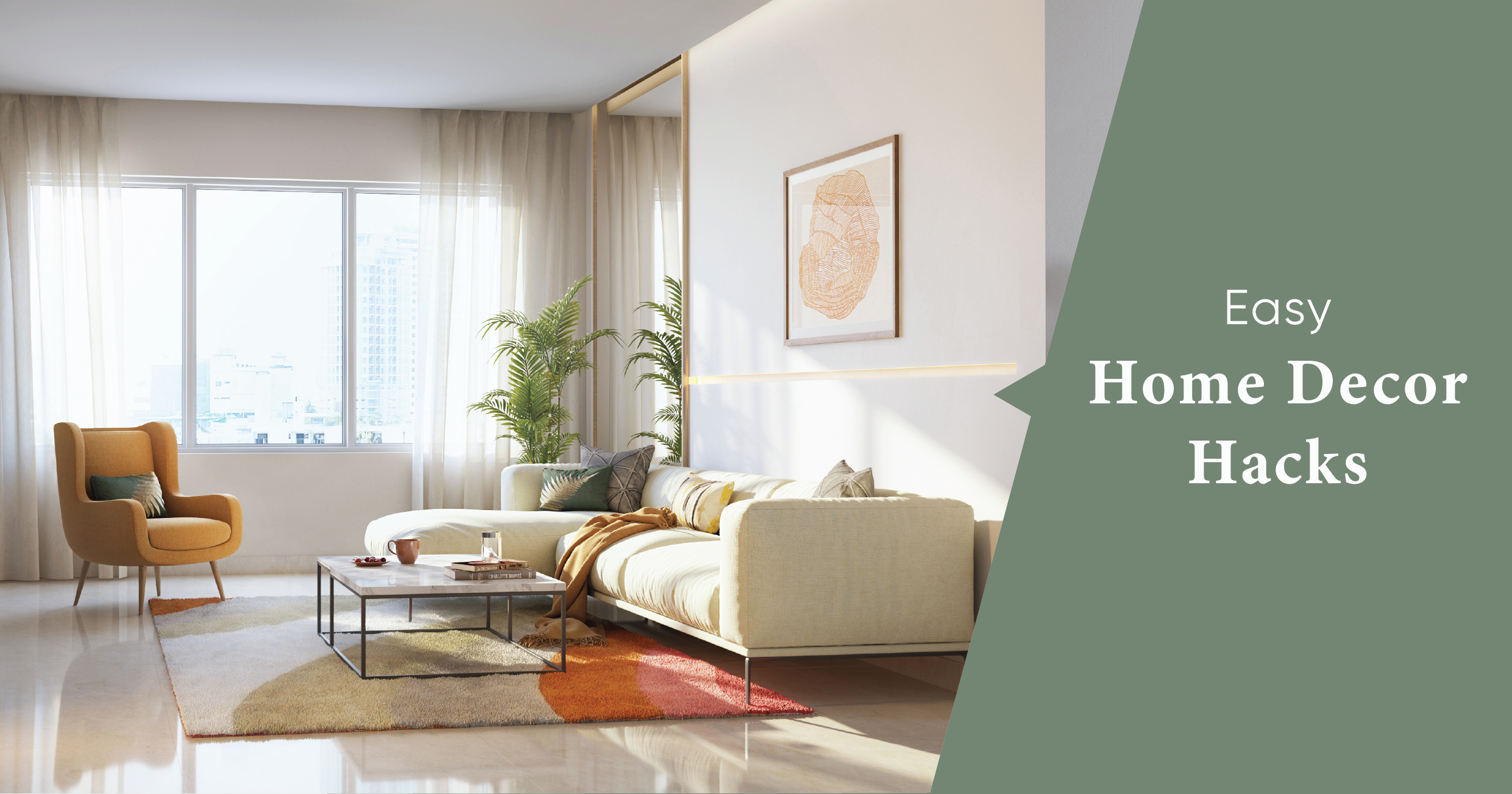 9 Simple Ways to Give Your Home a Professional Touch