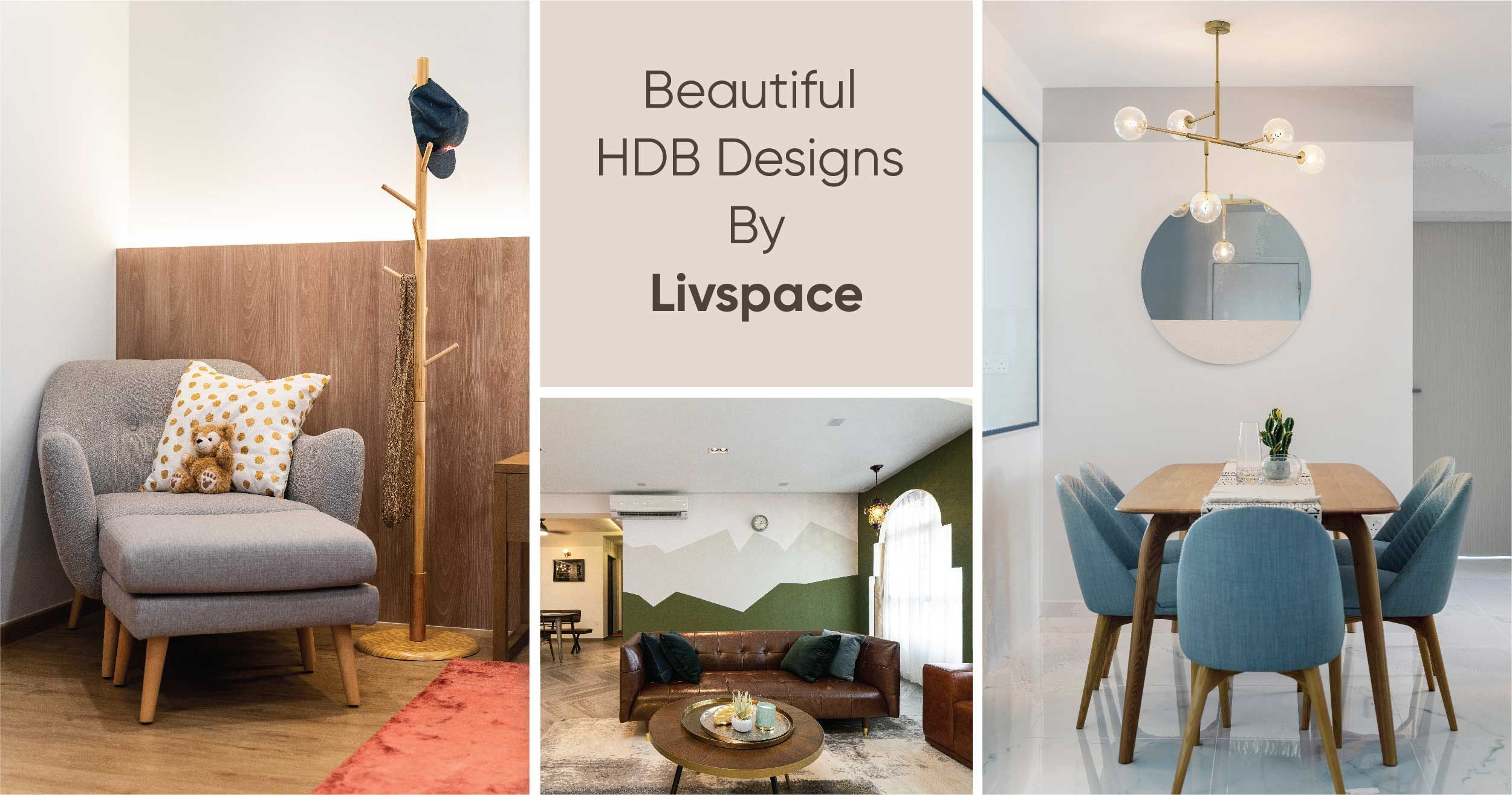 5 Stylish & Practical HDBs With Ideas to Steal