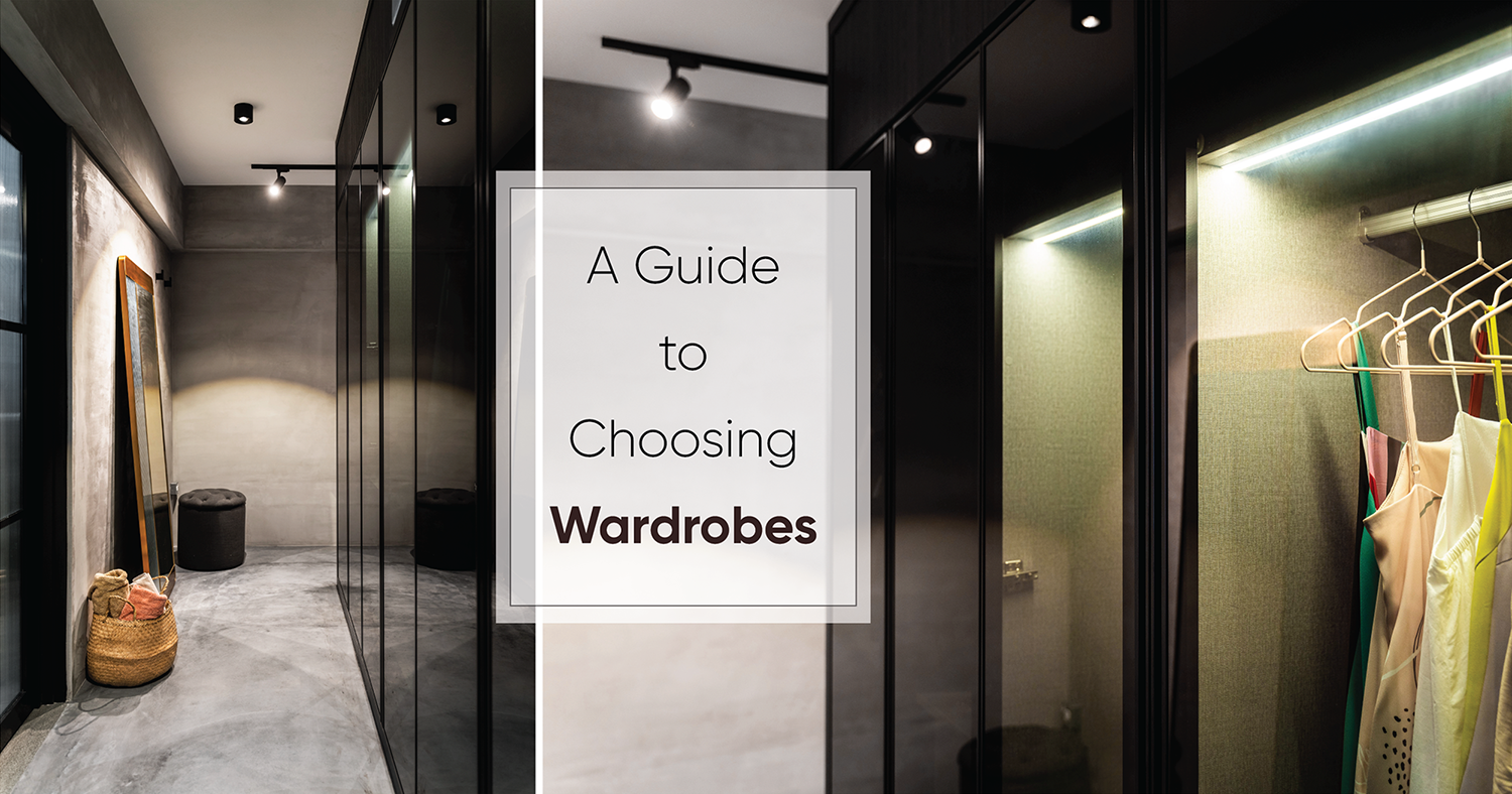 How to Pick the Right Wardrobe for Your Room?