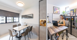 This Resale HDB Flaunts Fifty Shades of Grey and HOW!?