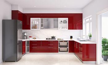 Premium U-shaped Kitchen