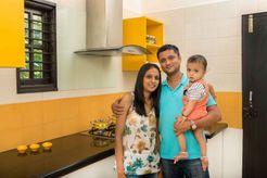 Inside A Vibrant, Summery Bengaluru Kitchen