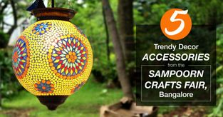 5 Trendy Decor Accessories From The Sampoorn Santhe, Bangalore