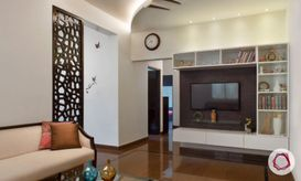 Bangalore interior design_living room