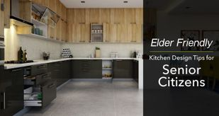 Kitchen for senior citizens - cover