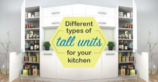 kitchen tall units