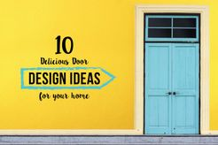 10 door design ideas