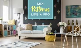 Mix patterns like a pro