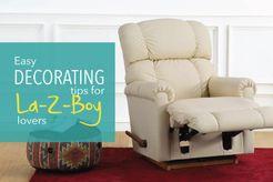 Decorating with La-Z-Boy