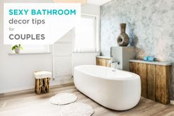 Sexy Bathroom Decorating Tips For Couples