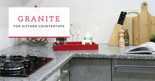Go Granite: Kitchen Countertop Option