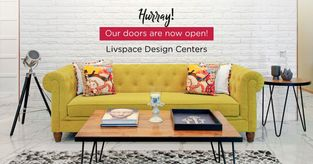 Livspace Design Center_banner