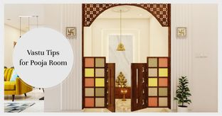 6 Simple Vastu Tips to Design Your Pooja Room