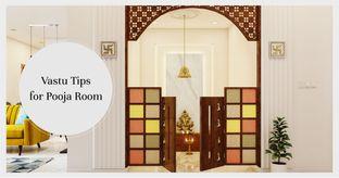 6 Simple Vastu Tips to Design Your Pooja Room