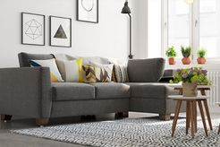 clean upholstered furniture
