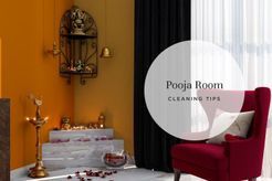 How to Clean Your Pooja Room