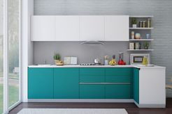 6 Space-saving Small Kitchen Design Ideas