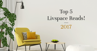 Best of Livspace Magazine 2017