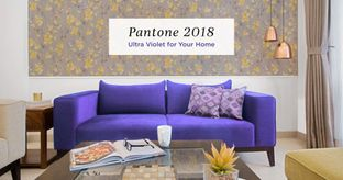 Posh, Playful and Positive: Pantone's Ultra Violet