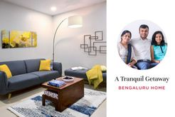 3BHK interiors bangalore