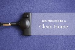 Cleaning Genie: Quick House Cleanup Guide