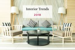 Interior trends forecast 2018